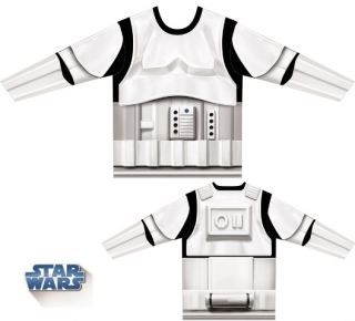 Camiseta disfraz Storm Trooper Star Wars