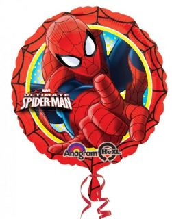 Globo foil Spiderman